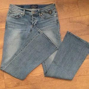 """LUCKY """"LIL MAGGIE"""" JEANS"""
